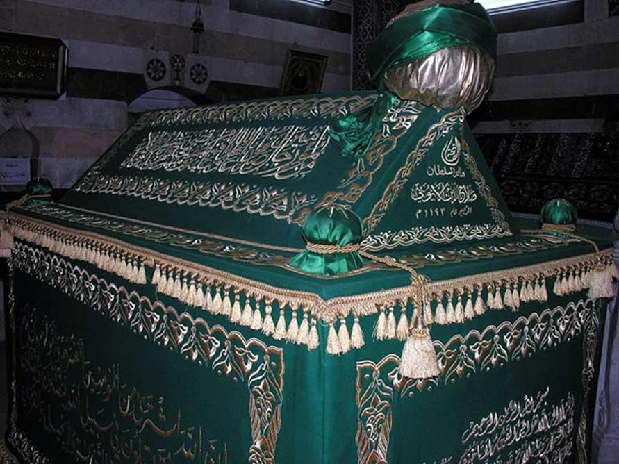 Sultan Saladins tomb